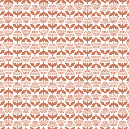 LV301-SC1 Along the Fields - Helenium - Summer Crush Fabric 1